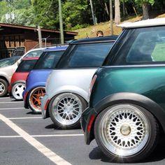 Black Mini Cooper, New Mini Cooper, Toy Barn, Mini One, Car Magazine, Minis, Mini Things, Classic Mini, John Cooper