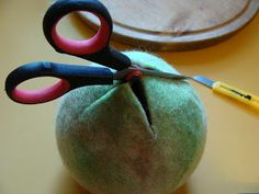 Steffs Werkstatt: Filzanleitung - Zipfelpöttchen