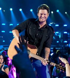 'Don't post another Blake Shelton picture' they said. 'You have too many', they said. .......And they were wrong!