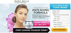 Pura Bella Reviews,Pura Bella Retinol,Best anti-aging skincare cream,Boosts Collagen & Elastin Production,Eliminates Wrinkles & Fine Lines,ingredients,price