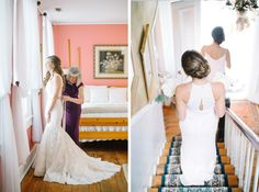Whimsical DIY dream wedding at Old Wide Awake Plantation in Charleston, SC  Aaron and Jillian Photography