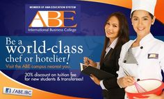 Be world-class with ABE!