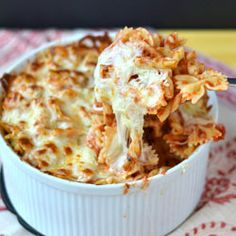 Baked Pasta...quick and easy