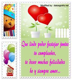 mensajes bonitos de cumpleaños para mi novia,descargar frases bonitas de cumpleaños para mi novia: http://www.datosgratis.net/feliz-dia-mi-amor/