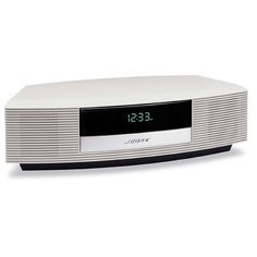 Rich, room-filling sound from a compact tabletop radio that fits just about anywhere in your home. The Wave radio III is our latest version of the . Audio Headphones, Wireless Speakers, Bluetooth, Radios, Bose Lifestyle, Shelf System, Walmart, Cool Tech, Tech Gadgets