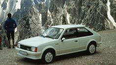 Opel - 1979 - Opel Kadett D GT/E, 1983–1984.