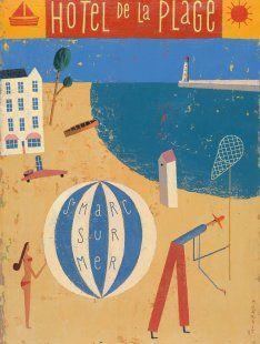 Les vacances de Monsieur Hulot - Martin Jarrie