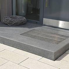 Eingangsbereich - Eingangspodest - Tocano Eingangspodest 04: