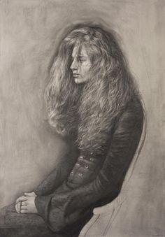 Steven Assael, figure drawing, life drawing