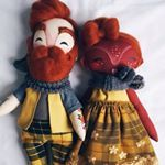 Go get it ! This Mukla dolls are gorgeous!  {Instagram @mukla_doll}