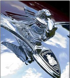 Hood Ornament - Plymouth