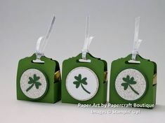 Happy St. Patrick's Day! by PapercraftBoutique - Cards and Paper Crafts at Splitcoaststampers