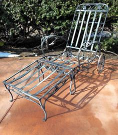 Chaise Lounge Salterin Mt Vernon SOLD