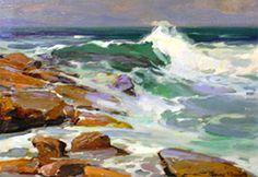 Franz Bischoff Paintings | Franz Bischoff (1864 - 1929)