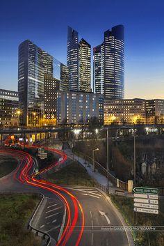 Quartier La Défense Paris | Flickr
