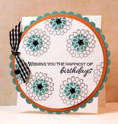 My Blog- Card by Carolyn King