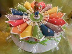 Zuckertüten-Torte