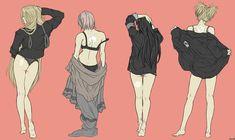 Ino , Sakura , Hinata e Temari #NARUTO