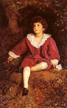 John Everett Millias (British, Pre-Raphaelite, 1829-1896): John Nevile Mannars, 1896.  - Google Search