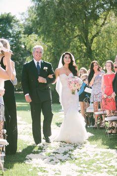 Saddlerock Ranch Wedding   Read more - http://www.stylemepretty.com/2013/12/09/saddlerock-ranch-wedding/