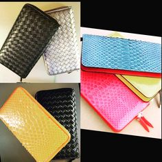 Leather wallets are now avalible in our web site: www.oleaistanbul.com