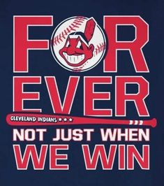 Always a Tribe fan no matter what! Win or lose always rooting for the home team! Go Tribe! Cleveland Indians Baseball, Cleveland Rocks, Cleveland Ohio, Go Browns, No Crying In Baseball, My Ohio, Volleyball Ideas, Sports Baby, Lindor