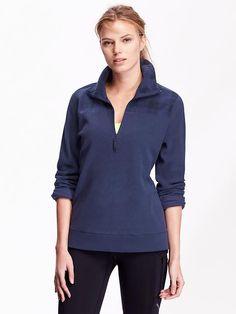 Colorblock Performance Fleece 1/2-Zip Jacket Product Image