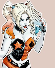 "barbaragordan: ""Harley Quinn // Harley Quinn (2016) #13 """
