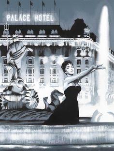 """Book """"De Madrid al Palace"""" by Fernando Vicente"""