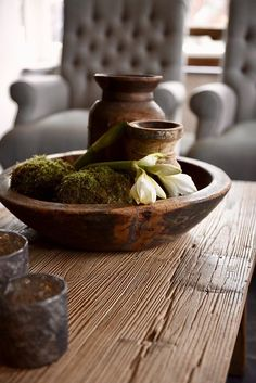 Beautiful Houses Interior, Beautiful Homes, Decoration, Decorative Bowls, Interior Decorating, Rustic, Home Decor, Cosy, Style