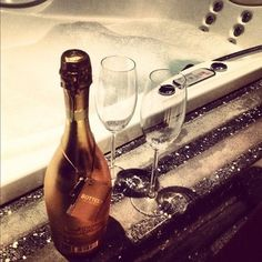toast to the champagne life. Bath Tumblr, Persian Princess, Partying Hard, Luxury Life, Bath Time, Wine Decanter, The Life, Dream Big, Cheers