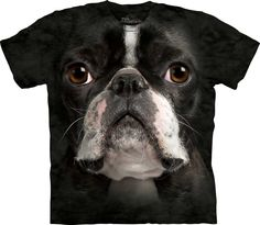 Boston Terrier Dog Shirt - www.AnimalShirt.net