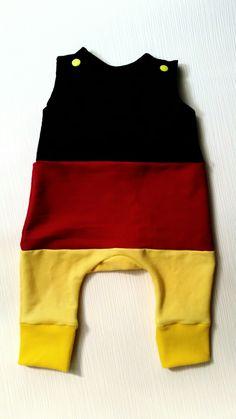 Deutschland Strampler