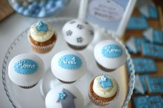 Housewarming cupcakes ideas