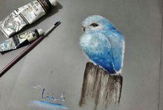 Bluelooking