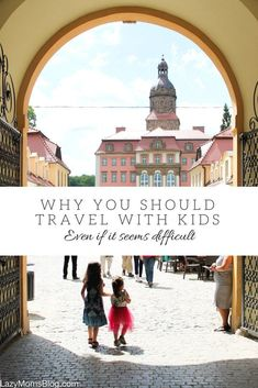 if you're wandering if you're ready to travel with your kids- here's WHY you should and why you'll love it! Step Parenting, Parenting Articles, Parenting Hacks, Travel With Kids, Us Travel, Family Travel, Baby Travel, Travel Packing, New Parents