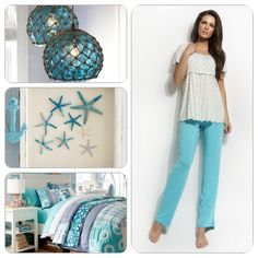 Sea blue colors in your bedroom give you and your loved ones a calm effect! Combine our sea blue pyjamas and enjoy your sleep http://www.vampfashion.com/index.php/collections/P946-women-s-pyjamas-93-micro-moda-7-elastane #vampfashion #pyjamas
