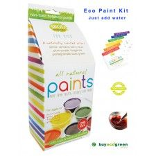 Eco paint kit