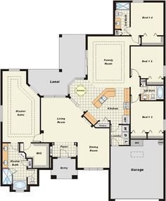 Charmed house blue prints famous homes from films for Charmed house floor plan