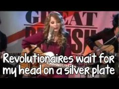 Viva la Vida (Coldplay Cover) - Taylor Swift - Lyrics