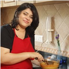 The celebrity food blogger and chef - Rushina Ghildiyal - is now a frequent Cinnamon visitor.   We are fans of each other:-) Rushina has even made a special Cinnamon Chicken recipe!