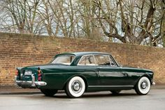 1963 Bentley S3 Continental Coupe.