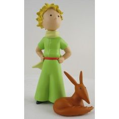 Le Petit Prince et le Renard! < Je l'aime!