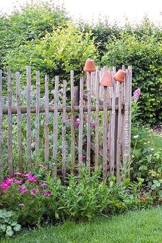 Die 58 Besten Bilder Von Garten Zaun Ideen Garden Art Garden