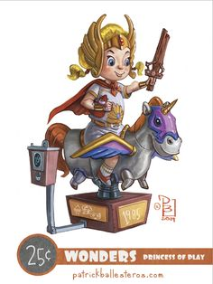 Princess of Play #SheRa #25centwonders