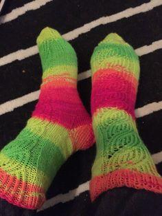 #Fluormania #socks