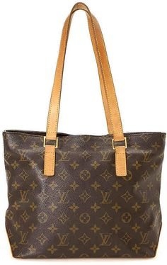 0270e5ca9813 Louis Vuitton - Vintage Luxury Unisex Cabas Piano Shoulder Bag