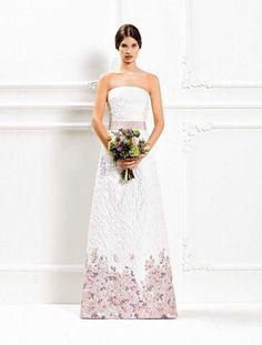 Max Mara: abiti da sposa colorati