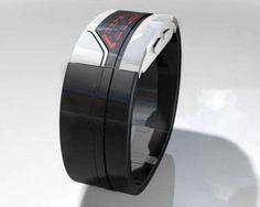 Toykoflash's 'LED Bracelet Watch' is Futuristic and Stylish