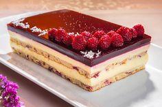 Как приготовить малиново-творожный торт - рецепт приготовления торта от Лизы Глинской